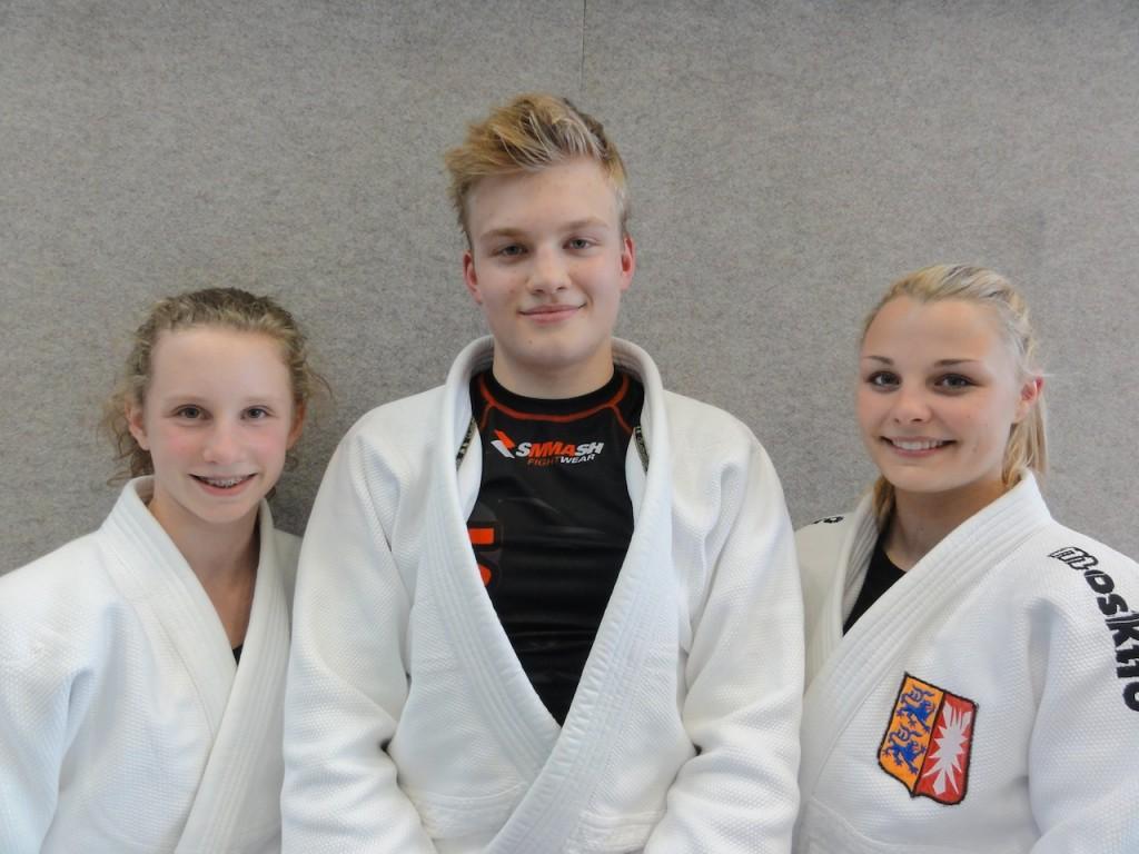 Junioren-EM 2014 - Kodokan-Starter - Ju-Jutsu - HP